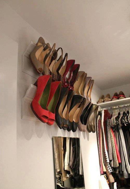 Storage of Heel Shoes