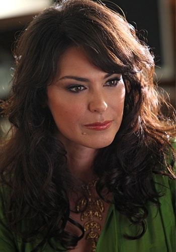Michelle Forbes entered Springfield in 1986 for her first TV gig as Dr. Sonni Wells y Carrera, a conniving psychiatrist who attempted murder several times, committed adultery and was finally declared dead.
