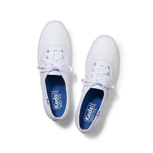Keds Champion Core Canvas Sneaker - Black