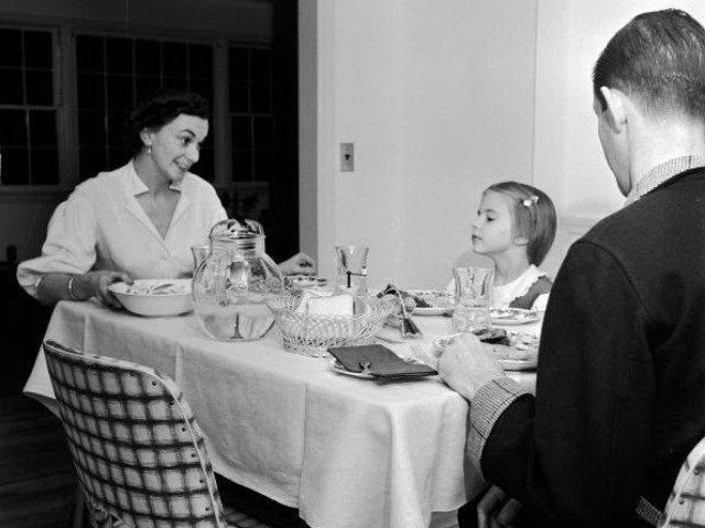 Pew: Just 14 Percent of Families in the U.S. Structured Like the 'Traditional' Cleaver Family