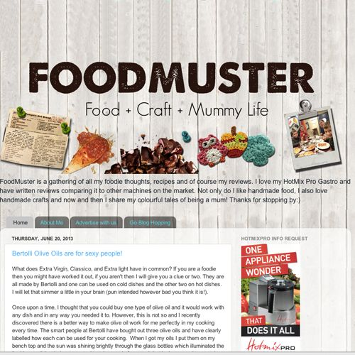 Thank you @Courtney Wilson for a wonderful article! #food #oliveoil #cooking #blog