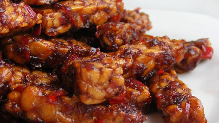 Barbecued Tempeh Recipe