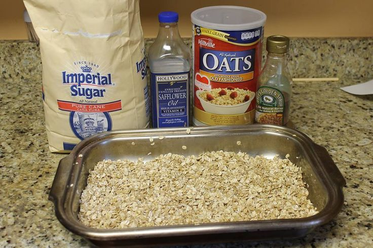Becky's Homemade Granola!  Chocolate and regular.  Yumm!   (Sulphite and Salicylate free, too!).  Recipe posted here: http://sulphiteandsalicylatefreerecipes.wordpress.com/