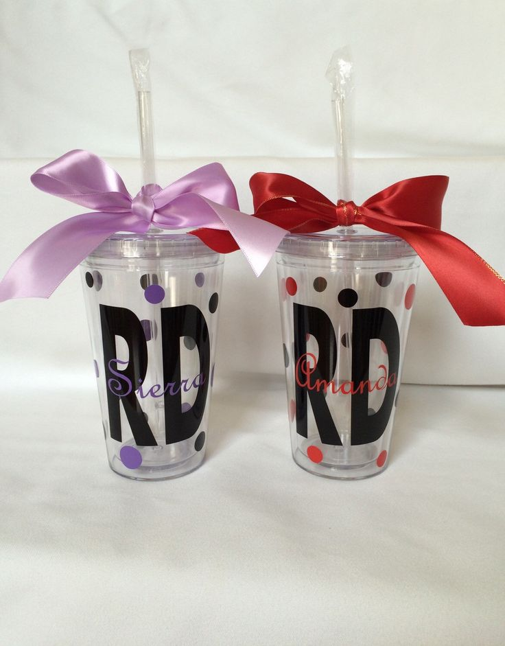 RD Tumbler, Dietician, Registered dietitian, Appreciation for Dietitian, Hospital staff gifts by lawler01 on Etsy https://www.etsy.com/listing/234893224/rd-tumbler-dietician-registered