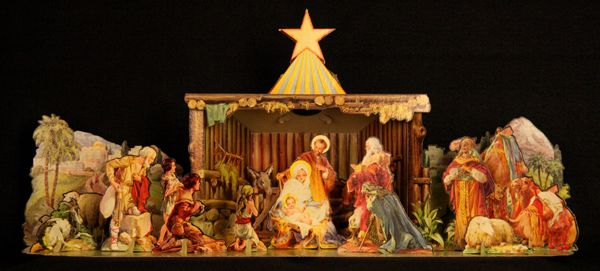 1948 IDEALS CHRISTMAS MAGAZINE VOL. 5 Vintage