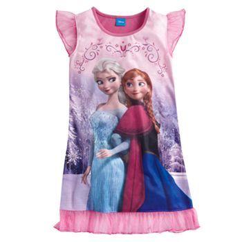 Disney Frozen Nightgown - Girls #Kohls