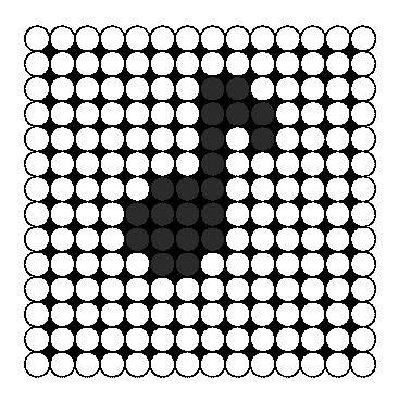 Perler Bead Music Note Perler Bead Pattern | Bead Sprites | Simple Fuse Bead Patterns