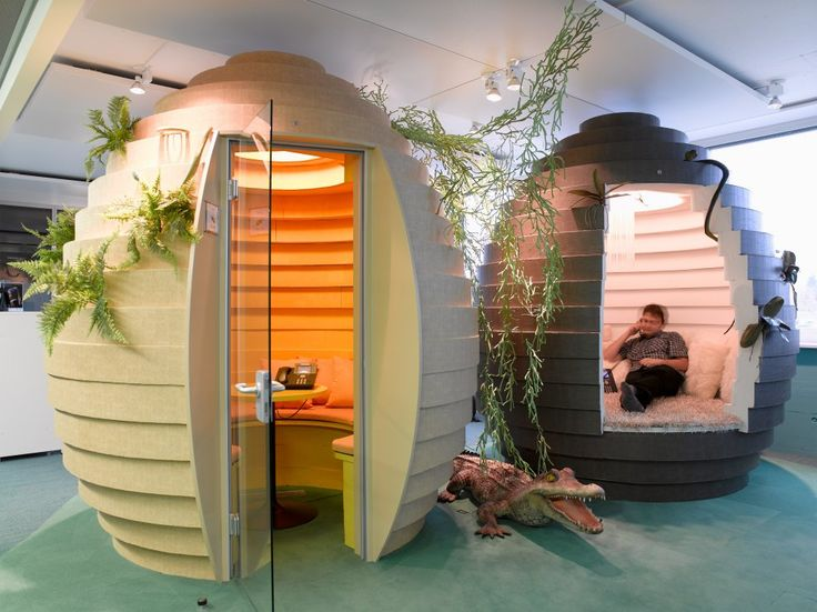 Swiss Interior Design A Consultation Cubicle For Law Firm Bank Or