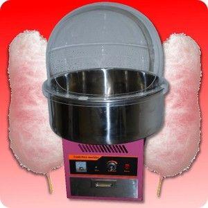 Macchina Zucchero Filato con cupola