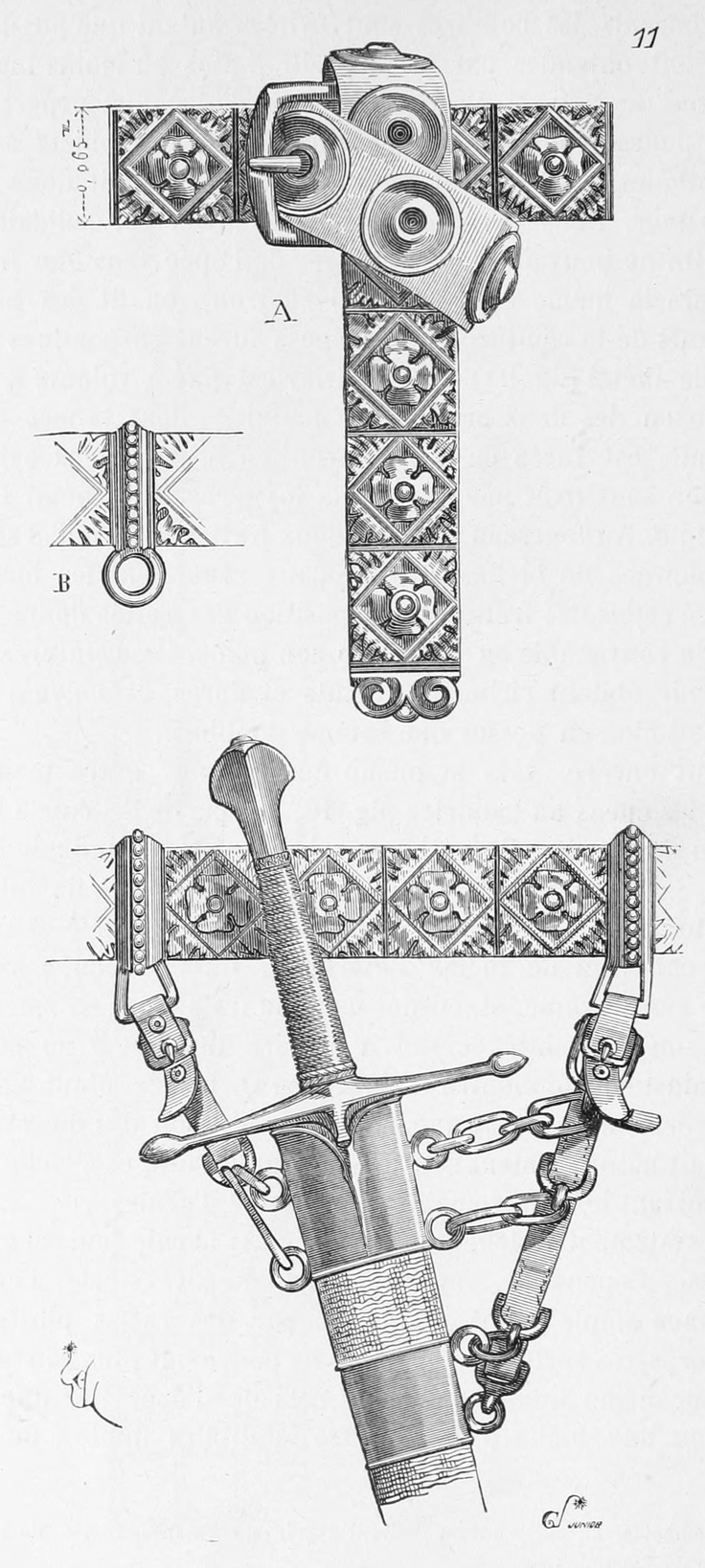 74 best medieval scabbards images on pinterest