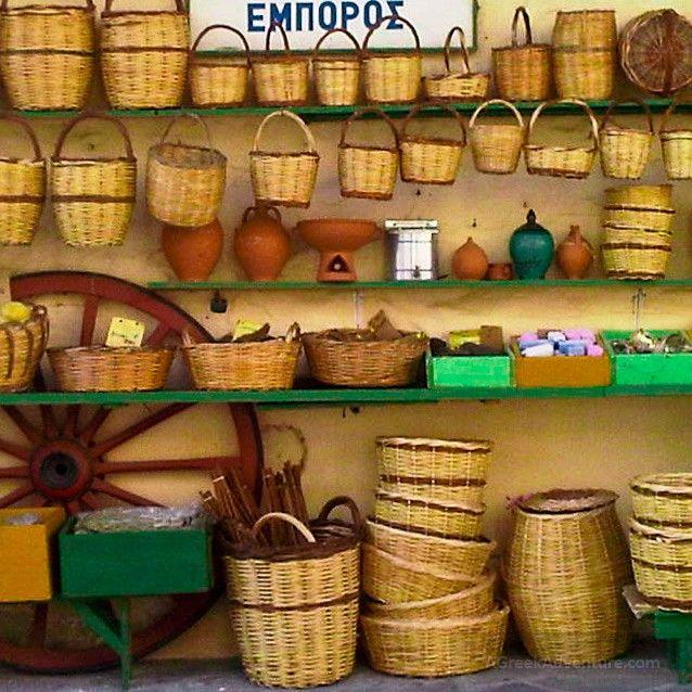 Souvenirs Naxos Greece