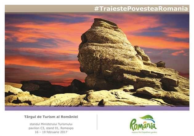 Ministerul Turismului va participa la Târgul de Turism al României ce va avea loc la Romexpo în perioada 16 – 19 februarie 2017