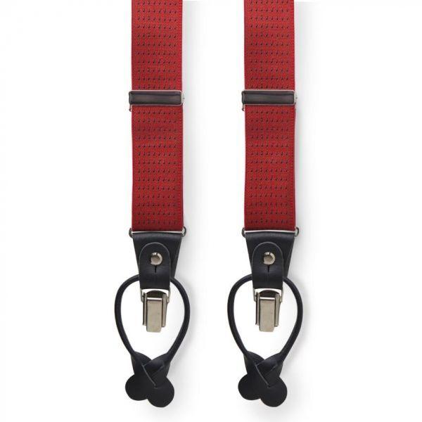 Double braces XXIII braces, Bow Tie. Credits: Bow Tie