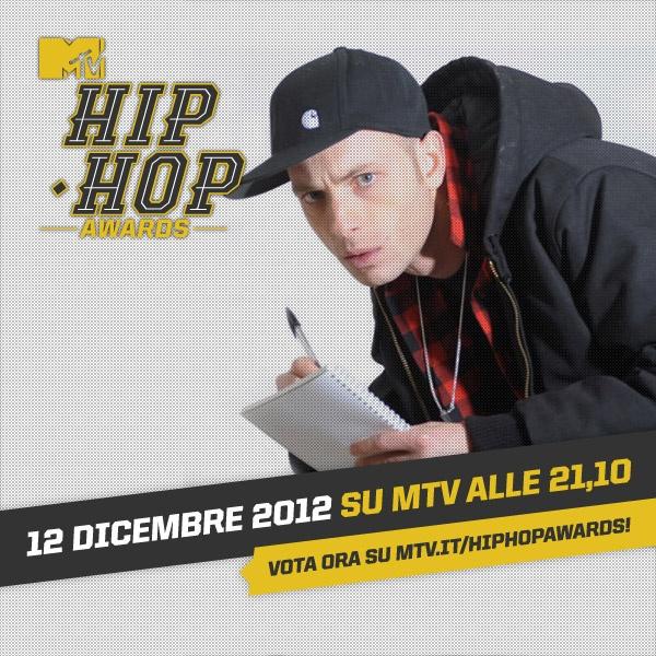 MTV Hip Hop Awards - Clementino
