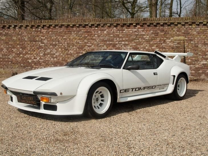 Classic Detomaso Pantera Gt5 Rare Factory Gt5 Ex S For Sale In Nl With Classic Sports Car Classifieds T Classic Cars Pantera Car Classic Sports Cars