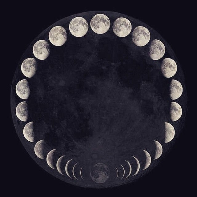 """The pull of the moon """"the moon reminds us that everything is constantly changing. Nothing is in stasis, there is always an ebb & a flow. A coming into fullness and a letting go. Each breath we take mirrors this constant."""" (Melani Marx)"""