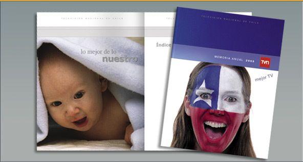 Behance :: Informe Anual Edición y Redacción