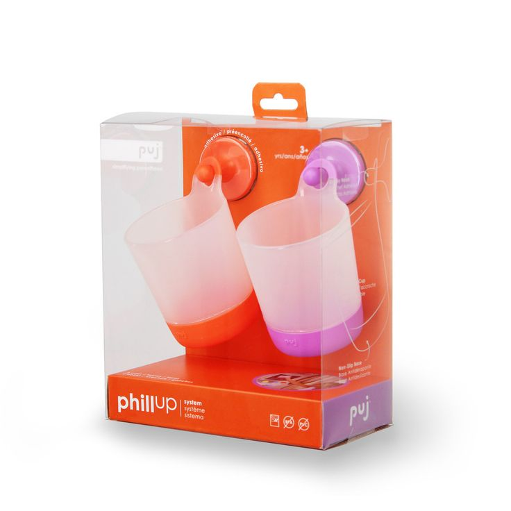 Puj PhillUp Cups
