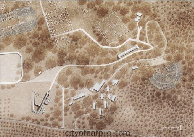 Μία πρόταση για το νέο αρχαιολογικό μουσείο Επιδαύρου