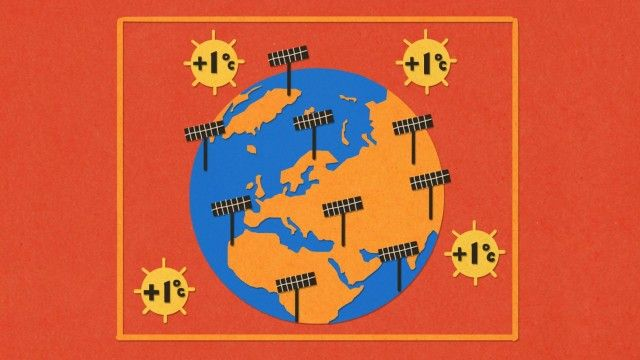 Can the sun cool down Earth? - video