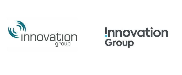 Brand New: New Logo and Identity for Innovation Group by Clout ...