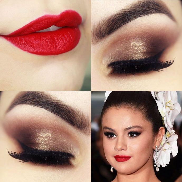 Tutorial – maquiagem da Selena Gomez com produtos nacionais