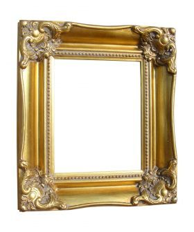 Classic Gilt Picture Frame from Ayers and Graces