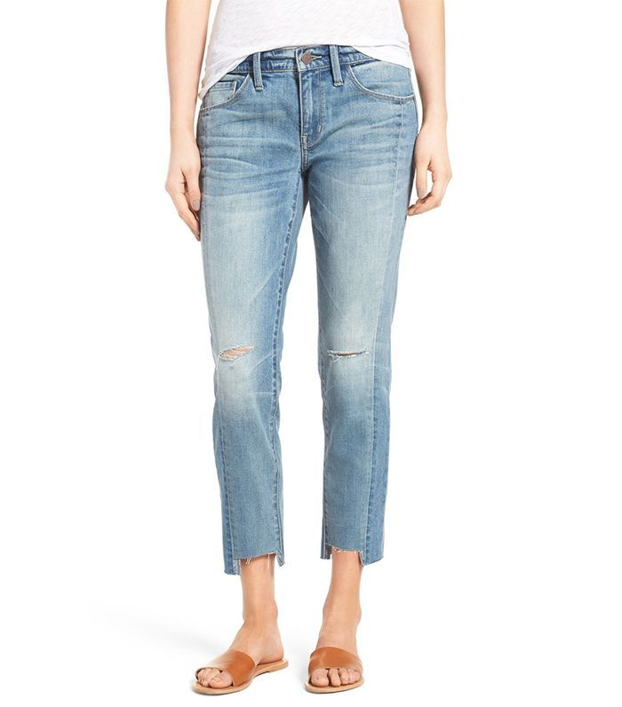 The Best Jeans Under $100, All in One Place via @WhoWhatWear