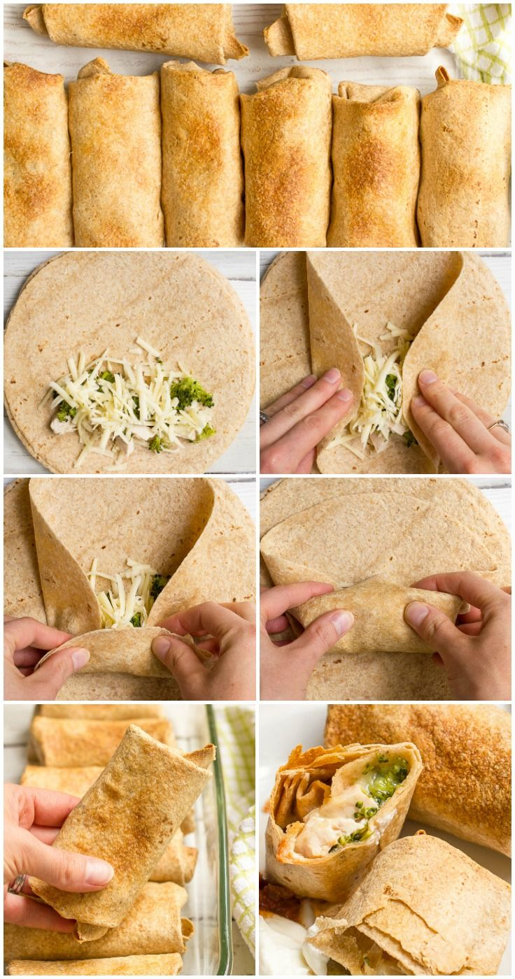 Homemade hot pockets are easy to make and can be customized with your favorite…