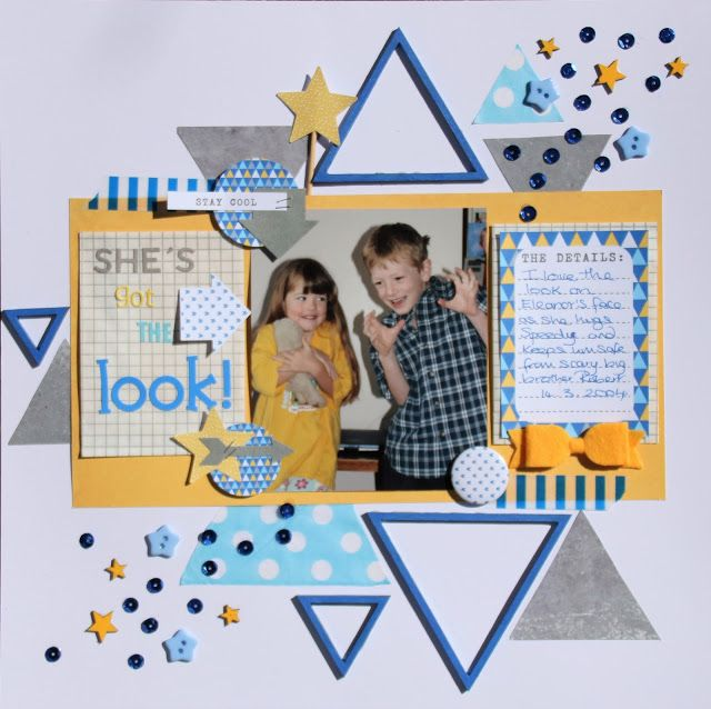 Created by Judith Armstrong for D'Lish Scraps Inspiration Board using Just Add Paper kit.