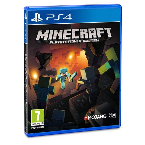 Superb Minecraft PS4 Now At Smyths Toys UK! Buy Online Or Collect At Your Local Smyths Store! We Stock A Great Range Of Playstation 4 Games At Great Prices.