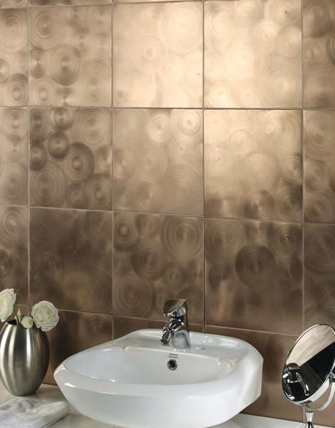 Modern Tile Designs For Bathroom Metallic Bathroom Tile Designs From Evit Modern  Bathroom Tile With Dark Wall