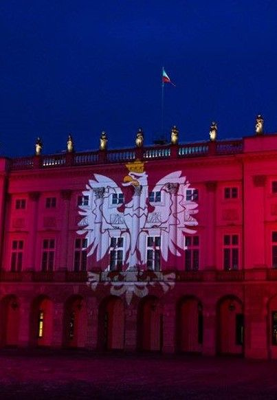 The Presidential Palace, Warszawa