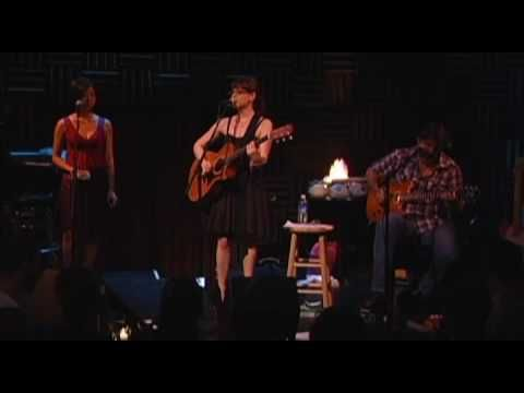 """Do You Sleep"" - Lisa Loeb, live at Joe's Pub, NYC on July 31st, 2008 -- one of my all time favorite songs "" you smoked with the ghosts in the back of my head"""