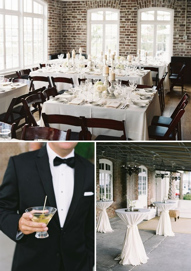 Historic Rice Mill Wedding | Charleston Weddings | The Wedding Row. Virgil Bunao.