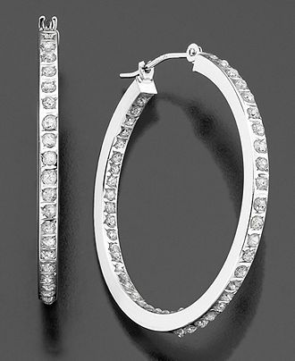 Have a pair of earrings like this and wear them alot