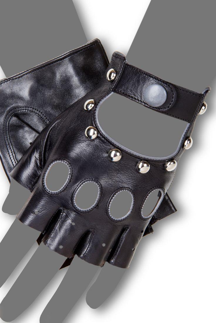 Gaspar leather driving gloves - 1432 Driving Gloves