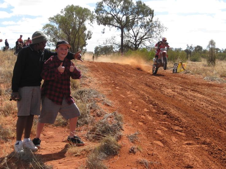 Finke Desert Race 2009