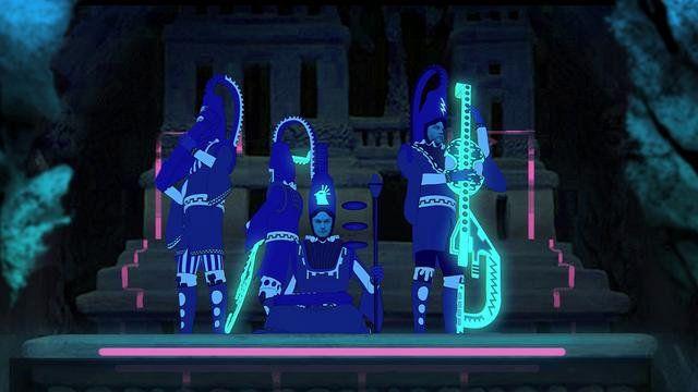 """Clip officiel de 'GOIN'IN' de Birdy Nam Nam DIRECTED BY MACHINE MOLLE ART BY WILL SWEENEY CONCEPT BY SO ME  """"Goin' In"""" est extrait de """"Defiant Order"""", le nouvel album de Birdy Nam Nam - Sortie le 19.09 - Pré-commande: http://bit.ly/naJ1CI  EP """"Goin' In"""" - Sortie le 05.09  http://birdynamnam.com/ Store Birdy Nam Nam: http://bit.ly/BNNStore"""