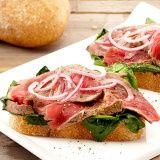 Snelle Steak Sandwich