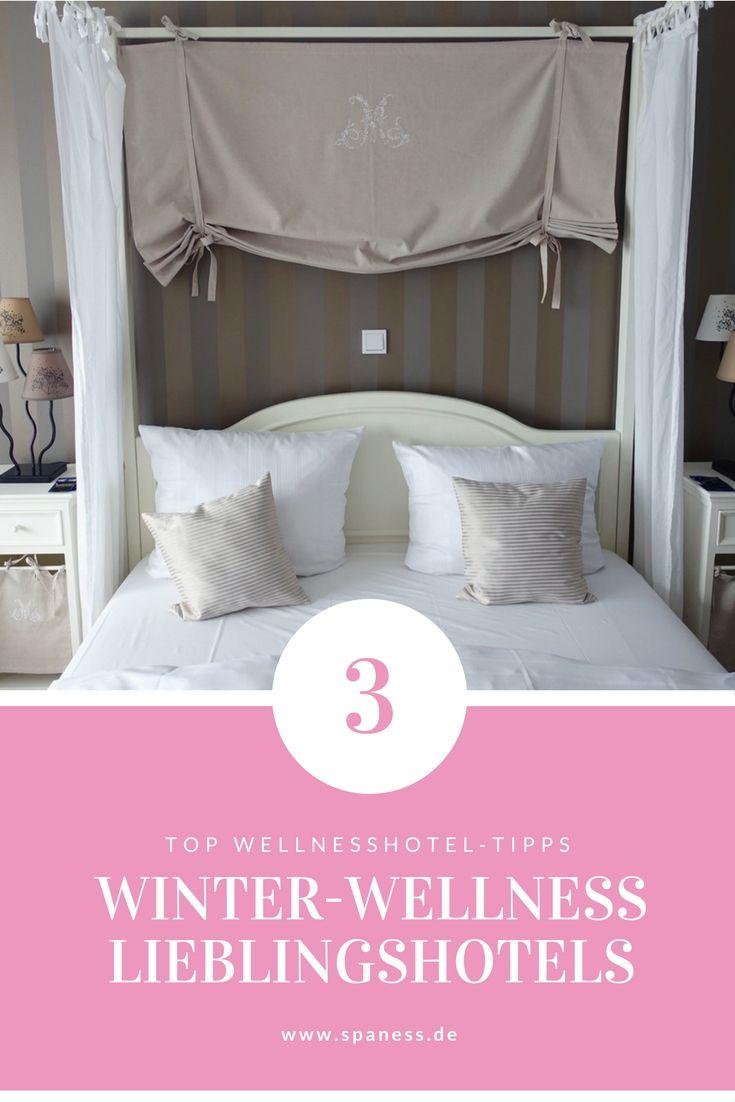 Geschenk. Idee Wellness Hotel Empfehlungen für den Winter. Winter Wellness Urlaub.