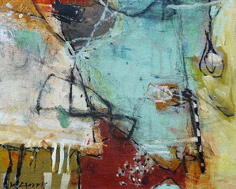 Krista Harris-'Boat Pond'-Telluride Gallery of Fine Art