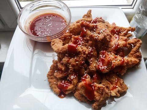 Kurczak Chrupiący Na Ostro - Chińskie Przepisy - Orientalny Serwis