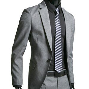 suitsGrey Suits Black Shirts, Cleaning, Business Dresses, Colors, Ties, Men Fashion, Men Suits, Business Suits, Man Style