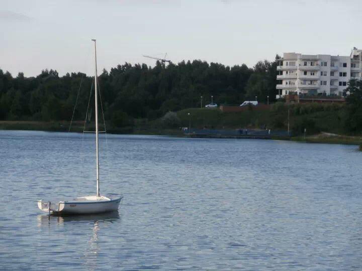 My hometown is amazing: city lake - Zalew Kielecki