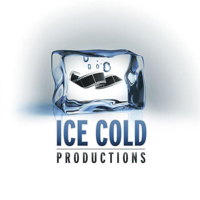 #Logo #IceColdProductions - #LikeableDesign #MartijnKoudijs #LogoDesign #GraphicDesign (oktober 2013) www.likeable.nl