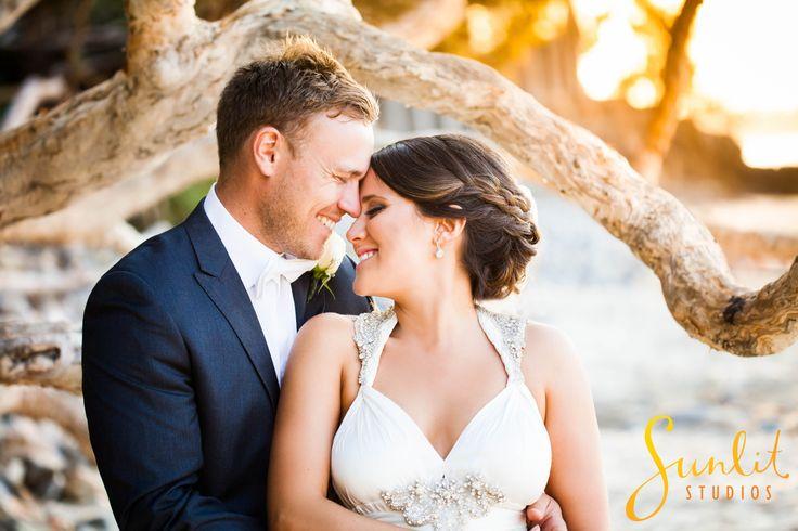 Wedding Photos at Little Cove Beach