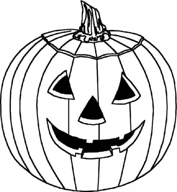 15 besten Halloween Coloring Pages Bilder auf Pinterest   Malbücher ...