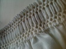 Smocking instructions