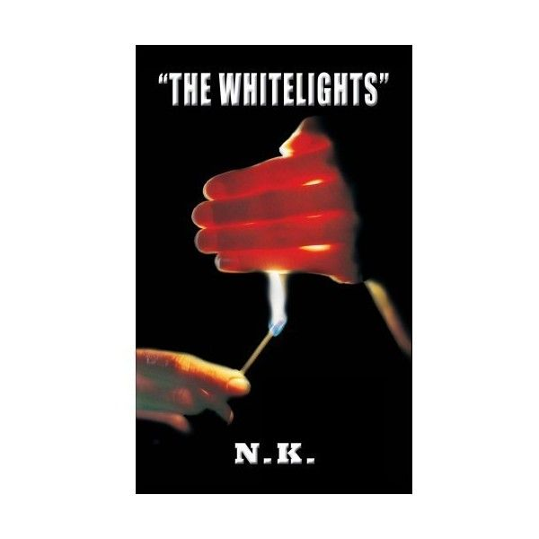 The WhiteLights By N.K | Action & Adventure Fiction Ebooks found on Polyvore